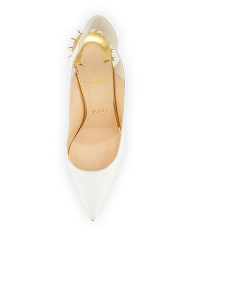 christian louboutin survivita slingback pumps