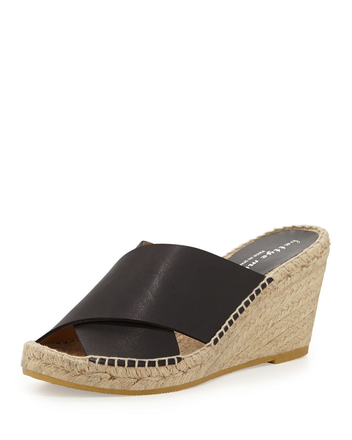 Bettye Muller Denim Espadrille Wedges newest sale online discount clearance store visa payment sale online 2015 for sale cheap best store to get Q4PzEV28g