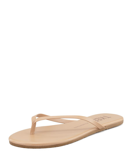 Foundations Thong Sandal, Coco Nude