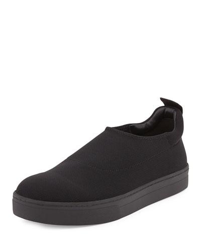 Cali Stretch Slip-On Sneaker, Black