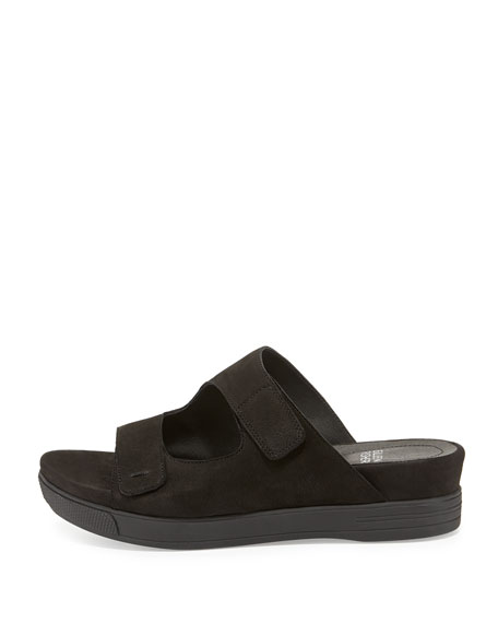 Magic Platform Sandal, Black