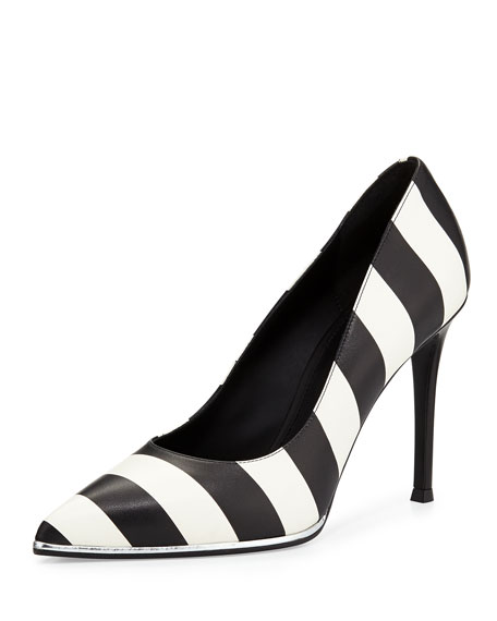 Free shipping BOTH ways on black and white striped shoes, from our vast selection of styles. Fast delivery, and 24/7/ real-person service with a smile. Click or call