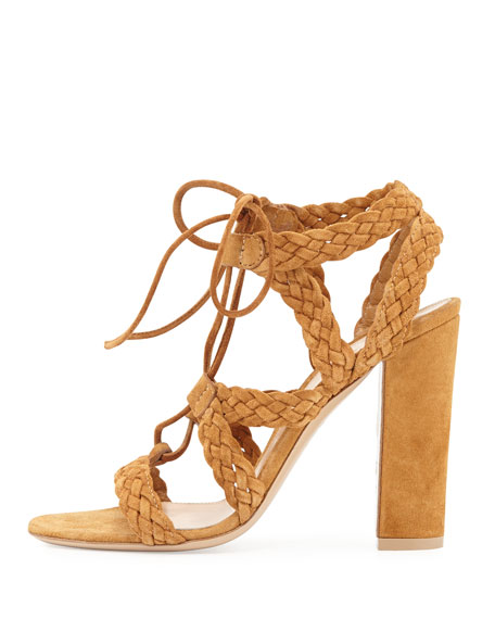 BRAIDED HH OT SANDAL WITH TI