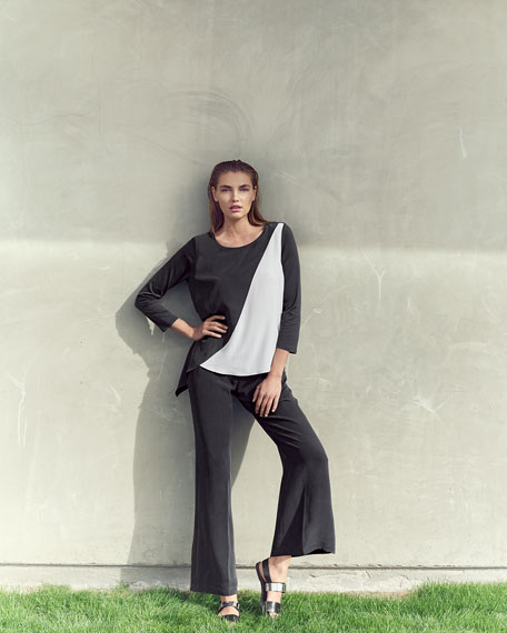 Plate Ciara Black Leather Sandal Metal rCQdths