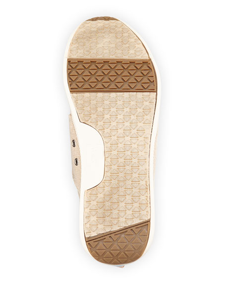 Del Ray Canvas Sneaker, Natural