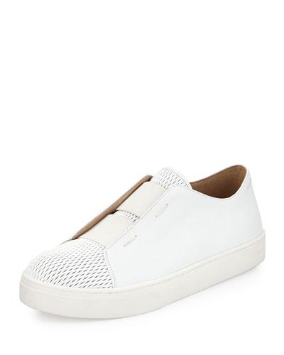 Rad Mesh Sneaker, White
