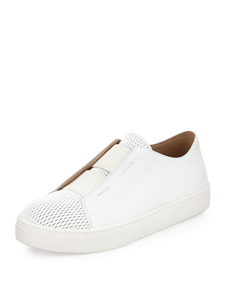 how to clean white sneakers mesh