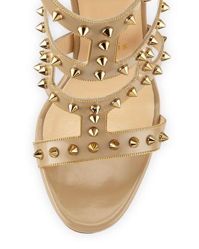 louis vuitton mens shoes cheap - christian louboutin gold-tone studded sandals, fake louis vuitton ...