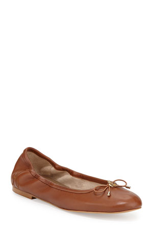 Sam Edelman Felicia Classic Ballet Flats, Saddle