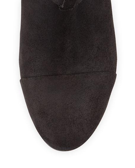 Harrow Suede Ankle Boot, Asphalt