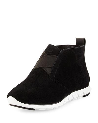 Zerogrand Suede Chukka Sneaker