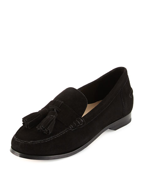 Cole Haan Pinch GRAND O/S Tassel Loafer, Black