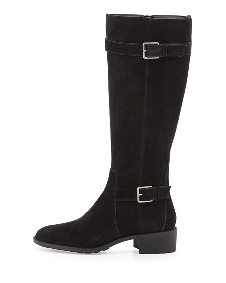 Image 3 of 4: Putnam Weatherproof Knee Boot, Black