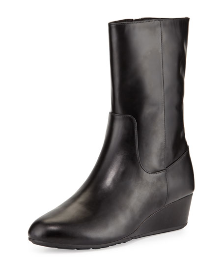 Cole Haan Tali GRAND O/S Short Leather Boot,