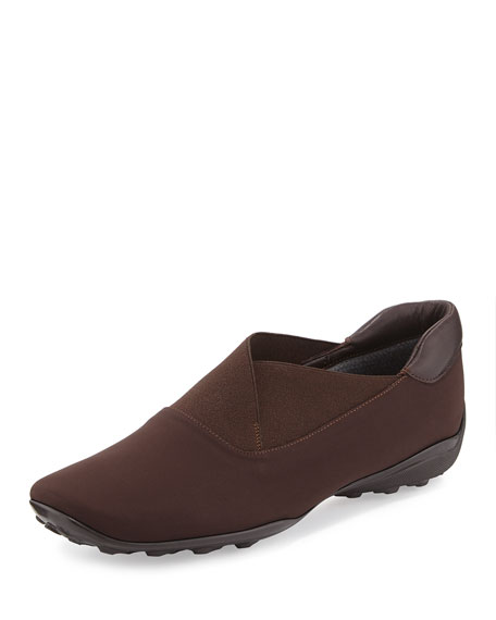 Sesto Meucci Udaya Waterproof Slip-On, Brown