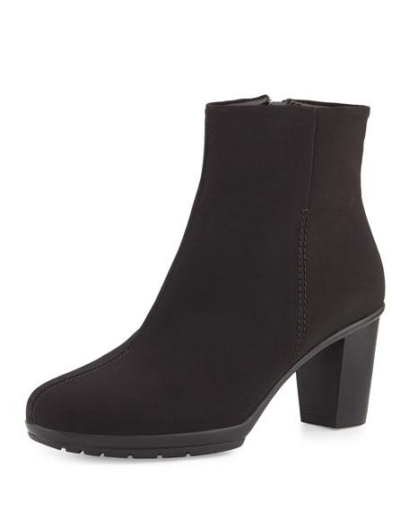 sesto meucci rayna waterproof ankle boot black. Black Bedroom Furniture Sets. Home Design Ideas