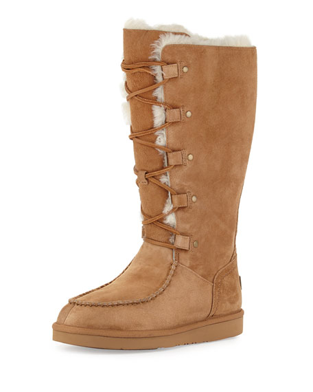 Appalachin Lace-Up Boot, Chestnut