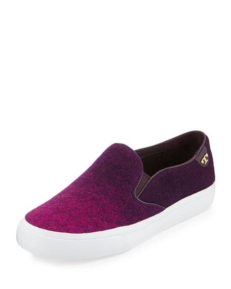 Tory Burch Rudi Ombre Slip-On Sneaker, Purple