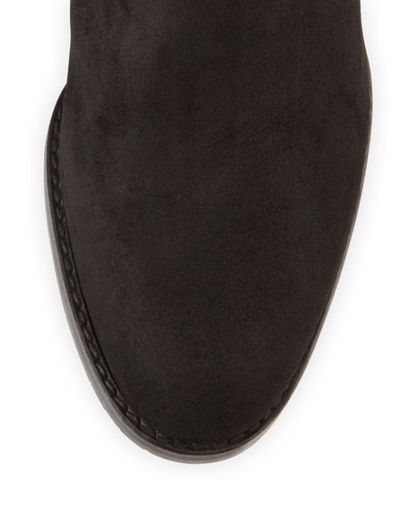 Hijack Napa Stretch-Back Boot, Black