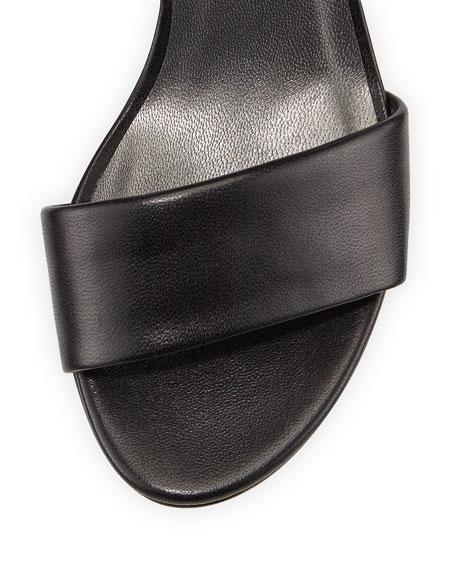 Causeway Platform City Sandal, Black