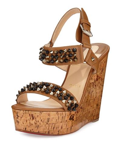 louboutin replica shoes - Premier Designer Wedges : Pumps & Platform Wedge Sandals at Neiman ...