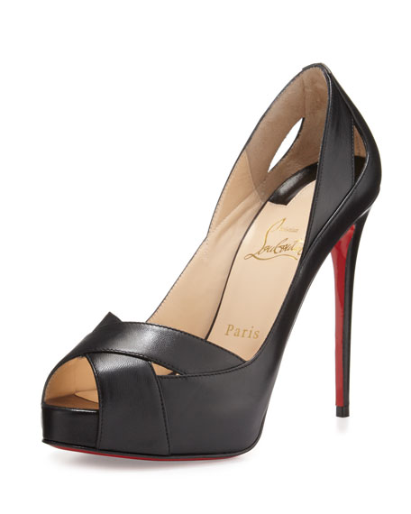 replica shoes men - Valentino Rockstud Leather T-Strap Pump, Alpaca