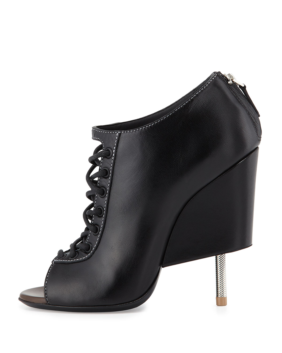 Givenchy Nissa Lace-Up Booties discount for sale discount Manchester hot sale authentic big discount cheap online c3BmG