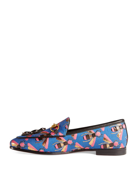 New Jordaan Bee-Jacquard Loafer, Multi