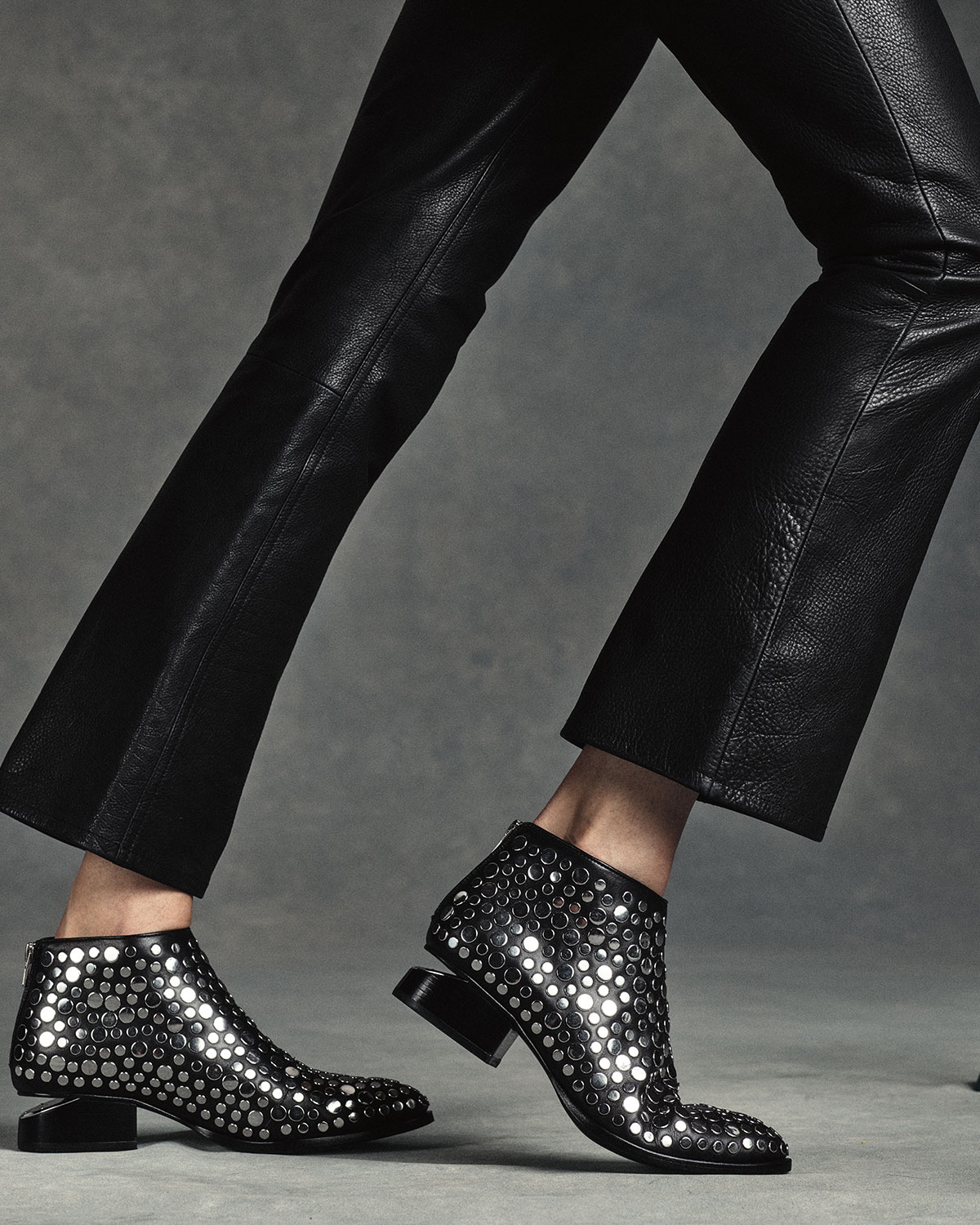 Alexander Wang Studded Kori Boots buy cheap 2015 100% authentic for sale free shipping 2014 huge surprise online 1doXwRb