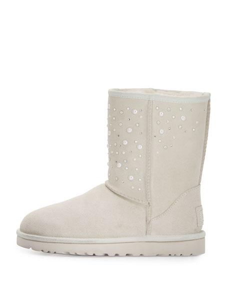 Classic Short Everlasting Boot, White