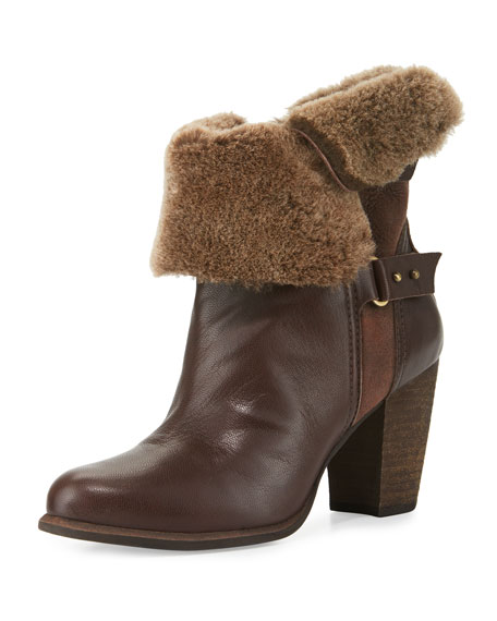 Jayne Convertible Bootie, Stout