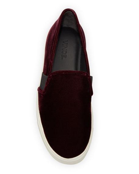 e55ae08f81a1 Vince Blair-12 Velvet Skate Sneaker