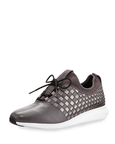 2.0 StudioGrand™ Woven Trainer, Pavement