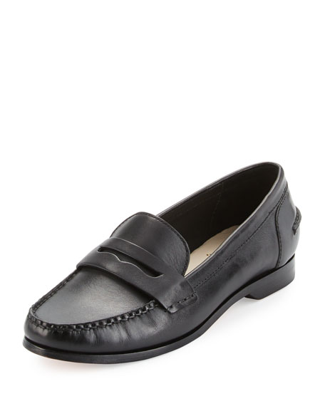 Cole Haan Pinch Grand Penny Leather Loafer, Black