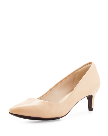 Cole Haan Amelia Grand 45mm Pump, Nude