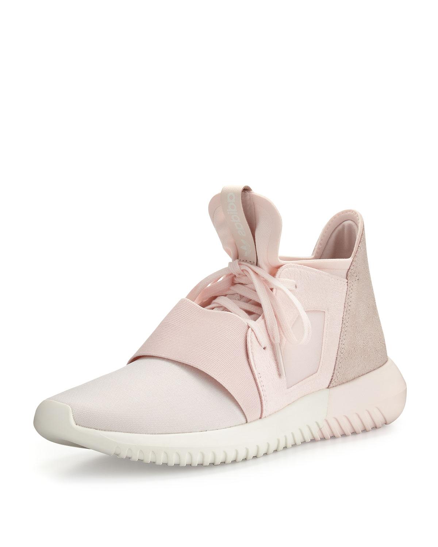 Adidas Tubular Defiant Jersey \u0026 Suede