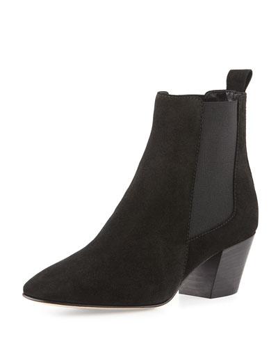 Freya Weatherproof Chelsea Boot, Black