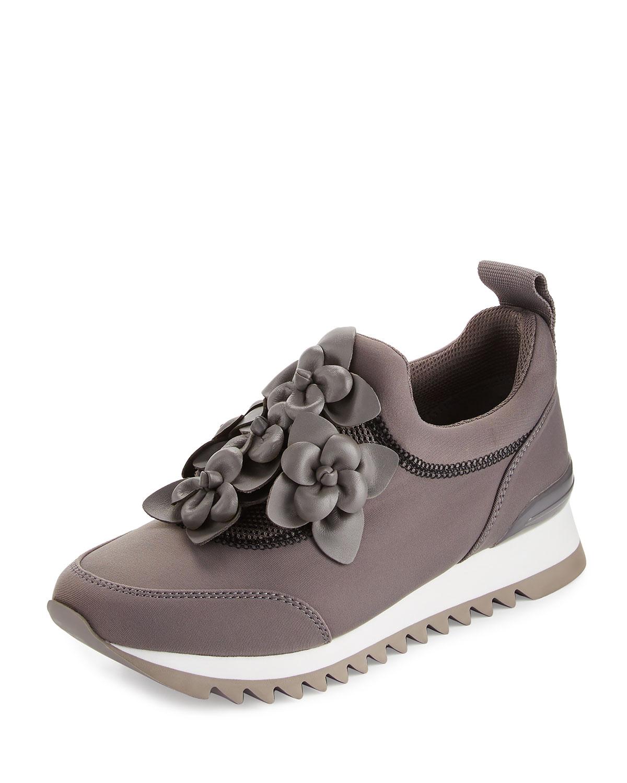 ecc3313b4df8b3 Tory Burch Blossom Neoprene Sneaker