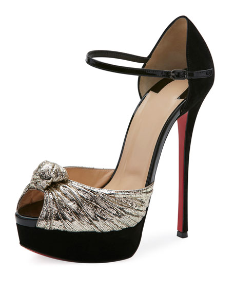 Christian Louboutin Shoes : Booties &amp Sandals at Neiman Marcus