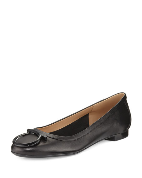 Latest Collections  Discount With Credit Card Salvatore Ferragamo Gancio ballerina shoes Discount Big Discount Cheap Sale Affordable Hdpkouso9b