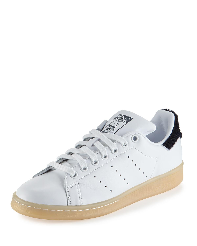 the latest 1c9a9 da35f Stan Smith Winter Sneaker, White/Navy