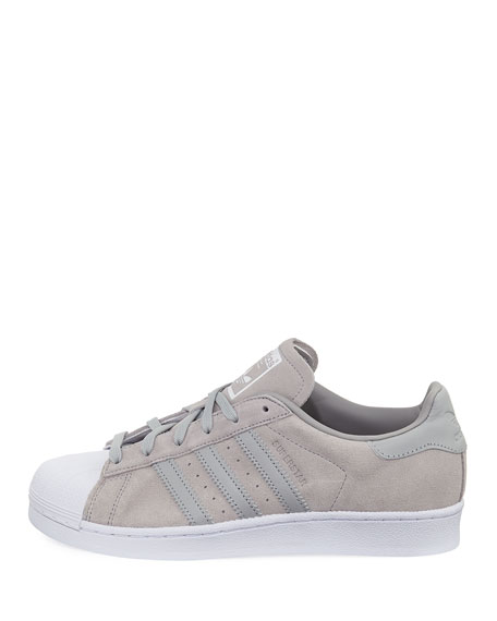 Superstar Original Suede Sneaker, Clear Onyx