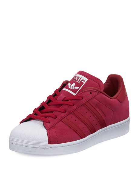 Superstar Original Suede Sneaker, Pink