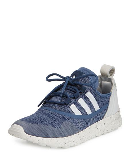 adidas zx flusso avanzata la scarpa, tecnologia ink / nucleo bianco neiman marcus