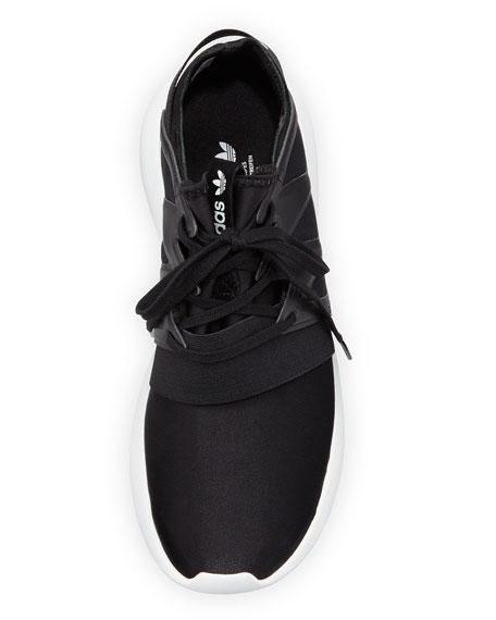 Tubular Viral Neoprene Sneaker, Core Black/Running White