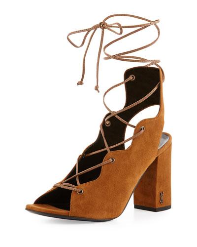 Saint Laurent Shoes, Boots & Heels at Neiman Marcus