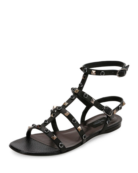 Valentino Rockstud Rolling Cage Sandals good selling for sale cheap professional cheap online shop VXph5