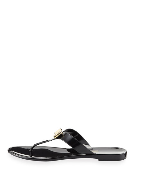 Jelly City Flat Thong Sandal