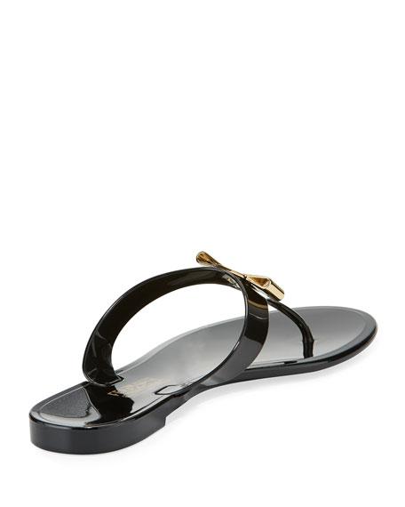 Jelly City Flat Thong Sandal
