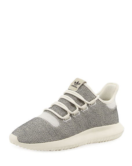 Adidas Tubular Shadow Knit Sneaker, White